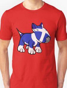 Scottish Bull Terrier Unisex T-Shirt
