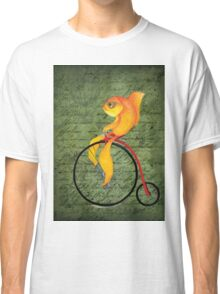 Penny Farthing Fish2 Classic T-Shirt