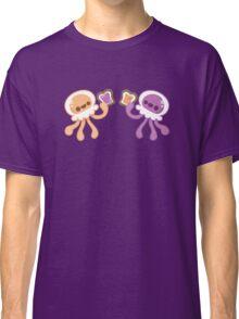 Peanut Butter Jellyfish Love Classic T-Shirt