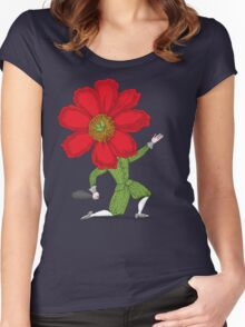 The Poet in Love Women's Fitted Scoop T-Shirt