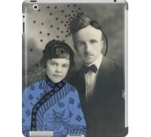 Wedding with Pollen iPad Case/Skin