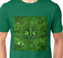 GREEN MAN GENESIS Unisex T-Shirt