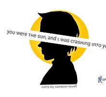 """""""You were the sun..."""" by Gaia Lilith"""