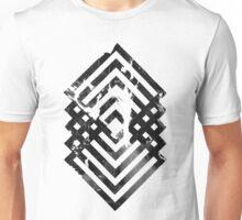 Abstract geometric art Unisex T-Shirt