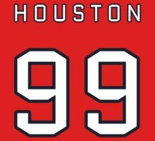 Houston Football (I) Kids Tee