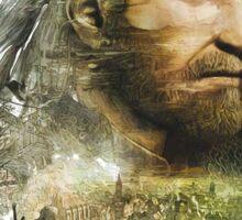 Geralt of Rivia - The Witcher 3 Sticker