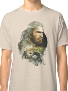 Geralt of Rivia - The Witcher 3 Classic T-Shirt
