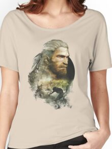 Geralt of Rivia - The Witcher 3 Women's Relaxed Fit T-Shirt