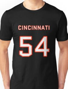 Cincinnati Football (I) Unisex T-Shirt