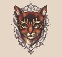 cat kitten tattoo illustration Unisex T-Shirt