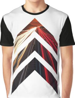 On the road again - Abstract Graphic T-Shirt