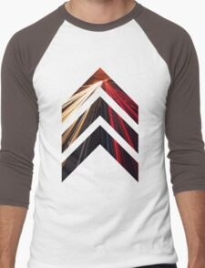 On the road again - Abstract Men's Baseball ¾ T-Shirt