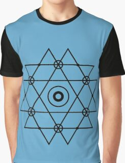 Geometric Graphic T-Shirt