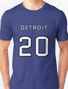 Detroit Football (I) T-Shirt