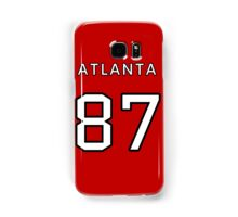 Atlanta Football (I) Samsung Galaxy Case/Skin