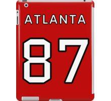 Atlanta Football (I) iPad Case/Skin