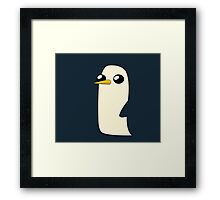 Adventure Time Gunter Framed Print
