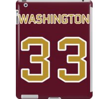 Washington Football (II) iPad Case/Skin
