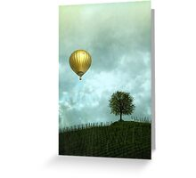 Just a Daydream Greeting Card