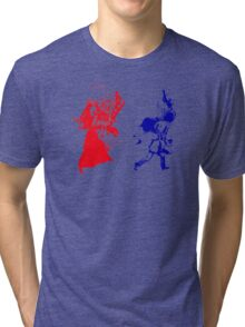 funny victorian marriage Tri-blend T-Shirt