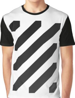 Get striped - abstract Graphic T-Shirt