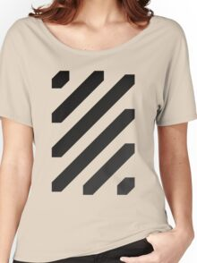 Get striped - abstract Women's Relaxed Fit T-Shirt