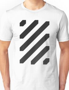 Get striped - abstract Unisex T-Shirt