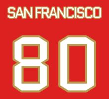 San Francisco Football (II) One Piece - Short Sleeve