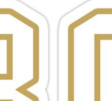 San Francisco Football (II) Sticker