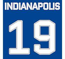 Indianapolis Football (I) Photographic Print