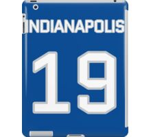 Indianapolis Football (I) iPad Case/Skin