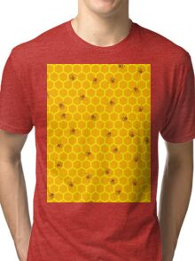 Mind Your Own Beeswax Tri-blend T-Shirt