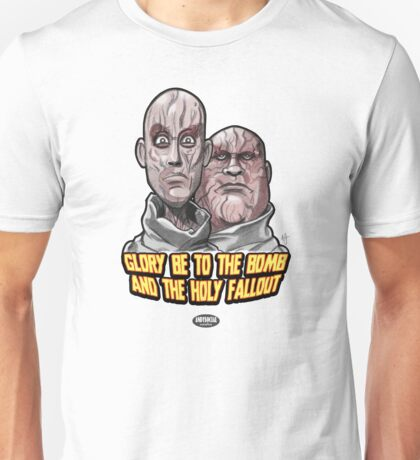 Beneath The Planet Of The Apes Mutants Unisex T-Shirt