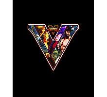 Street Fighter V - OG Photographic Print