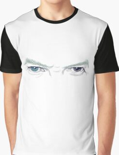 Bowie's eyes Graphic T-Shirt