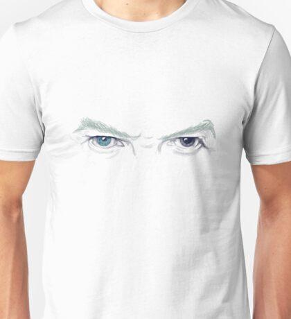 Bowie's eyes Unisex T-Shirt