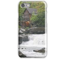 Glade Creek Grist Mill iPhone Case/Skin