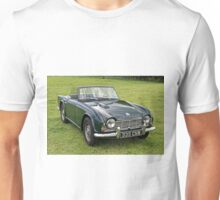 Triumph TR4 Sports Car Unisex T-Shirt