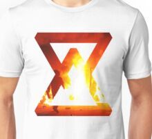 Fire - abstract Unisex T-Shirt