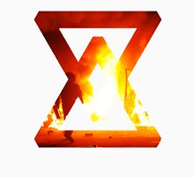 Fire - abstract Unisex T-Shirt