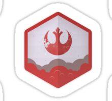 Expanded Original Star Wars Icon Set Sticker