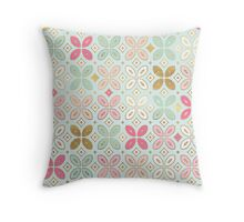 ALEXA HAPPY SPRING Throw Pillow