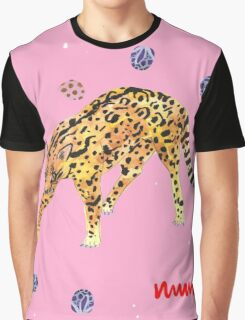 Ocelot Graphic T-Shirt