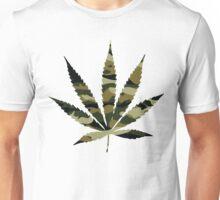 Camo Weed Unisex T-Shirt