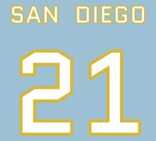 San Diego Football (I) Kids Clothes