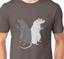 Rats with Gats Unisex T-Shirt