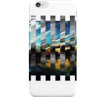 Boston Skyline Remix iPhone Case/Skin