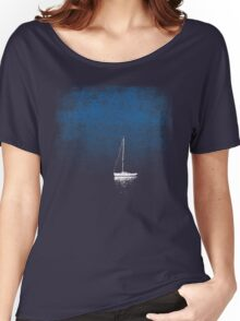 dream blue Women's Relaxed Fit T-Shirt