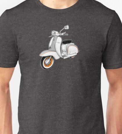 1961 Series 2 Li 150 Scooter Design Unisex T-Shirt