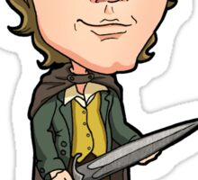Lord of the Rings - Merry Brandybuck Hobbit Sticker